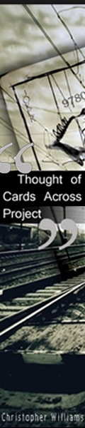 Thought of Cards Across Project