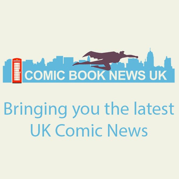 Comic Book News UK